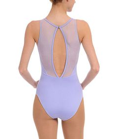 Look at this #zulilyfind! Lilac High-Neck Leotard - Women by Danskin #zulilyfinds