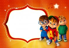 Alvin And The Chipmunks, Ronald Mcdonald, Boys, Party, Crafts, Character, Ale, Paper Engineering, Party Kit