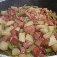 Crockpot Slop Recipe
