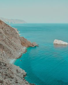 Amorgos, Greece Places Around The World, Around The Worlds, Adventure Awaits, Nirvana, Suddenly, Places To Travel, Travelling, Sea, Water