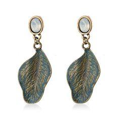 Seirra Leaf Earrings