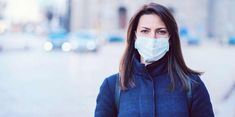 How To Cope With The Fear Of Death As The Pandemic Surges   Dr. Katherine Agranovich   YourTango Flu Fever, Heart Institute, Best Face Mask, Face Masks, Bandana Styles, Protective Mask, Best Face Products, Herbal Remedies, Natural Remedies