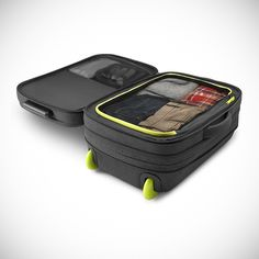 The Improved Carryon Suitcase