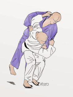 Tsurikomi-goshi: Lifting and pulling hip throw