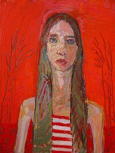Meirion Alan Ginsberg - Red/Orange