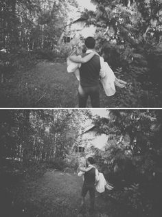 This is the part where you marry me and carry me down to our cute little cabin to live together for the rest of our lives, okay?