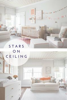 calm contemporary nursery