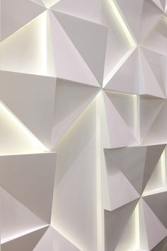White Wall Candy Wall Panel Design                                                                                                                                                                                 More