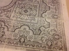 Μετρητά Cross Stitch Patterns, Cross Stitches, Bohemian Rug, Diy And Crafts, Vintage World Maps, Projects To Try, 1, Embroidery, Ornaments