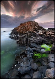 Eternal Stones, Ireland