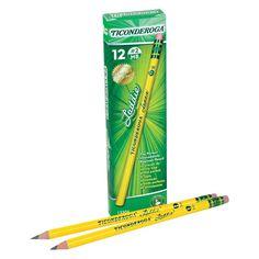 Ticonderoga Laddie Pencil 12 Ct. (#13304)