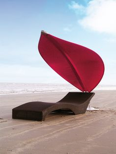 The Lotus meets the individual desire for shade. Inspired by the natural shape of a leaf, this shade maker offers you your own place in the shade. Pergola, Natural Shapes, Egg Chair, Outdoor Furniture, Outdoor Decor, Hammock, Surfboard, Shades, Inspiration