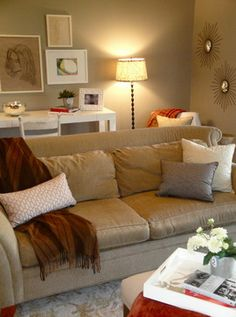 The Ellen Dream House Family Room Possible Kid Friendly