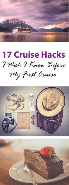 17 Cruise Hacks I Wish I Knew Before My First Cruise