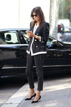 what to wear with kitten heel mules - Google Search