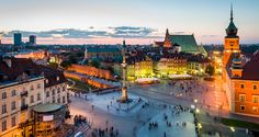 Poland is quite diverse and large country, so if you are planning to move to Poland it might get difficult to decide which city to choose to stay.   So here's the list of top 7 best Polish cities to live and work in Poland which might help you in deciding.  http://www.foreignersinpoland.com/7-best-polish-cities-to-live-and-work/  If you're planning to move or study in Poland, call our Poland Visa Expert on +91 9664 483 215 or email at info@sm2sa.com Visit our website…