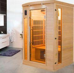 Sauna Infrarouge APOLLON 2 Personnes Profitez de notre prix exceptionnel de 1379€ sur lekingstore.com Contactez nous au 01.43.75.15.90