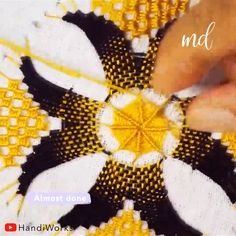 silk ribbon embroidery designs and techniques Diy Embroidery Patterns, Hand Embroidery Videos, Hand Embroidery Flowers, Embroidery Stitches Tutorial, Crewel Embroidery Kits, Flower Embroidery Designs, Creative Embroidery, Simple Embroidery, Sewing Stitches