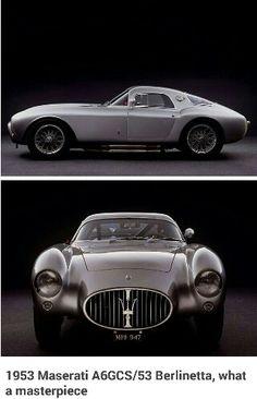 Maserati 1953 Berlinetta