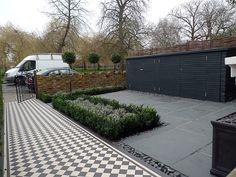 Modern Garden Design Front Garden London