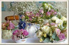 September wedding flowers