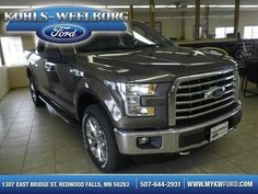 2015 ford f 150 xlt crew cab 4wd the in the new caribou color