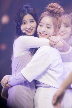 Sana y Dahyun |TWICE
