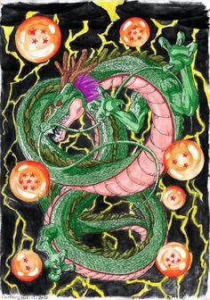 Shenron, Shenlong: God of the Dragons