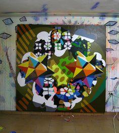 "Saatchi Art Artist: Raiber GoH; Acrylic 2015 Painting ""Jewell"""
