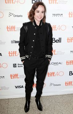 Ellen Page: The Into the Forest Premiere at TIFF 2015