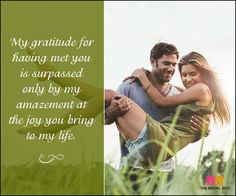 True Love Quotes For Her - My Gratitude