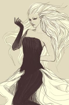 [Queen Elena] Vera? She was once great; a beautiful, powerful witch until her kingdom and all was stolen by whom she believes to be The Untouchables. In fact, it was The Demons long ago, who brought them to their ends.