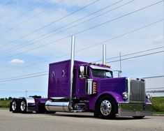 Train Truck, Road Train, Peterbilt 379, Peterbilt Trucks, Show Trucks, Big Rig Trucks, Pallet Chest, Custom Trucks, Rigs