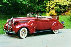 1936 Pontiac Deluxe 8 Roadster