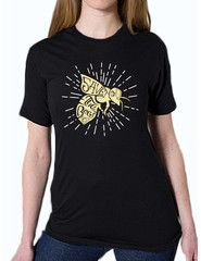 """""""Save the Bees"""" Unisex T-Shirt (Organic Cotton) 