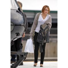 Miley Cyrus Daily found on Polyvore