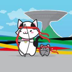 Olympic Games! Archery! – Jogos Olímpicos! Tiro com Arco!