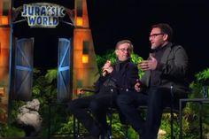 Jurassic World: Trevorrow e Spielberg già al lavoro sulla trilogia