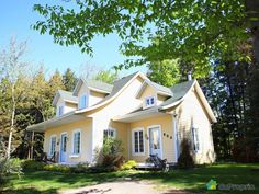 Fine Plan Maison Quebecoise that you must know, You?re in good company if you?re looking for Plan Maison Quebecoise Plan Chalet, Chalet Design, Mansard Roof, Stunning View, Style Rustique, Quebec, My Dream Home, Curb Appeal, Kylie Jenner