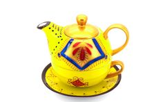 ΚΑΙΝΟΥΡΙΟ Ατομικό σετ τσαγιού Sikkim Tea Pots, Tableware, Dinnerware, Tablewares, Tea Pot, Dishes, Place Settings, Tea Kettles