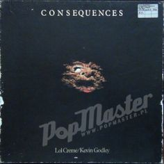 Lol Creme Kevin Godley Consequences Mercury Cons 017/6641658 3 lp Box + booklet www.popmaster.pl