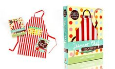 Groupon - Junior Chef Cookbook and Apron Set in Online Deal. Groupon deal price: $5.99