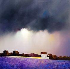 Картинки по запросу облака в картинах художников