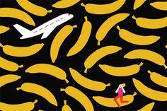 Olimpia Zagnoli 'It's Bananas'