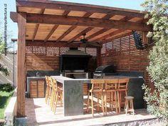 moderno+quincho+de+asados+estructura+de+madera.JPG 530×398 pixel