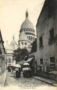 MONTMARTRE SECOND EMPIRE - Sous les Toits de Paris                                                                                                                                                                                 More