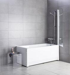 IDO Seven D 1400 -suorakulmainen saniteettiakryyliamme