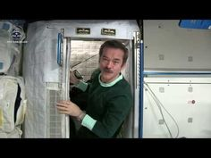 Sleeping in Space | Chris Hadfield at the ISS