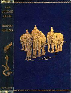 El libro de la selva (1894), de Joseph Rudyard Kipling