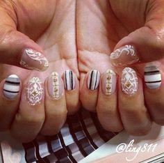 Δείτε όλα τα  negative nails  και ακολουθείστε το απόλυτο Trend για την Άνοιξη 2015